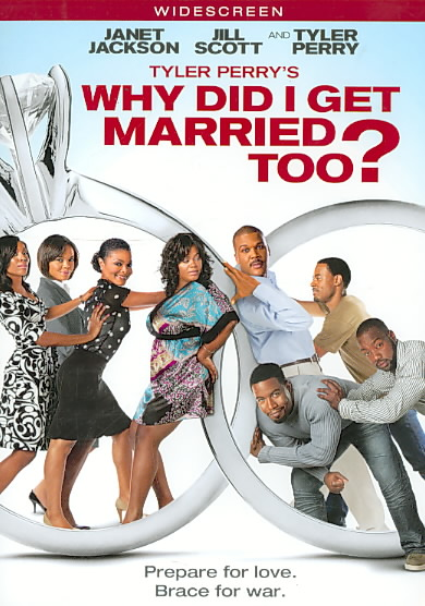 WHY DID I GET MARRIED TOO BY PERRY,TYLER (DVD)